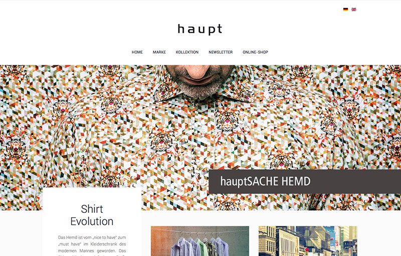 Haupt Fashion