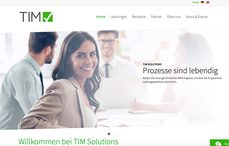 Tim Solutions
